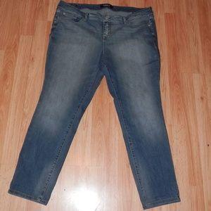 Torrid Jeans Womens Plus Size 22 Boyfriend
